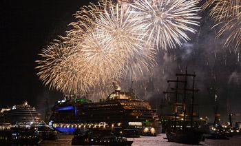 New years eve singles cruise