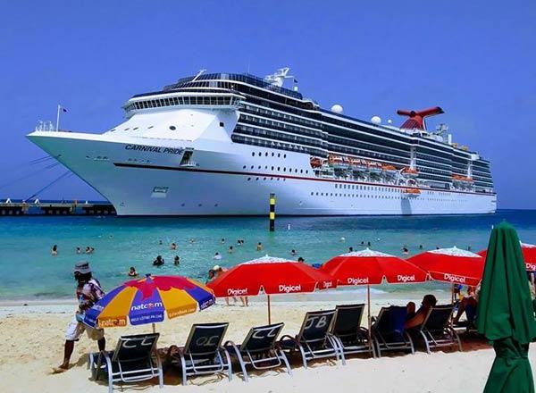 100 Carnival Pride Cruise Ship 2017