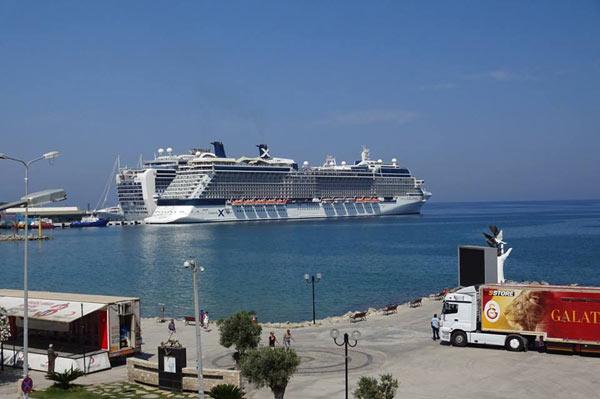 Kusadasi  Ephesus   Turkey Cruise Ship Schedule 2019